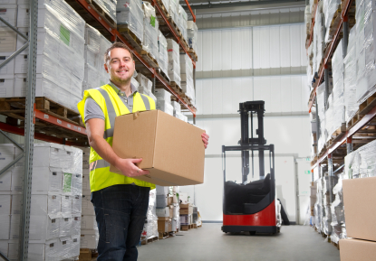 A New Era of Energy Efficient Warehouse Lighting